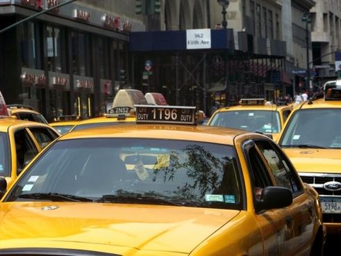 avenue cab taxicab