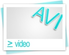 AVI video file