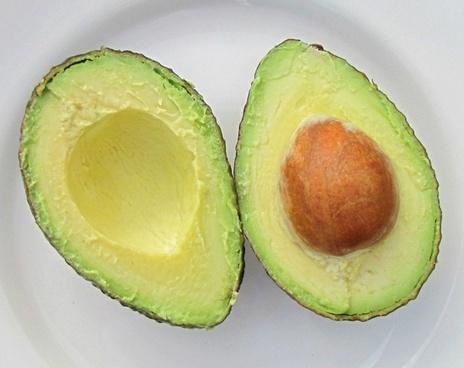 avocado tasteful and healthy