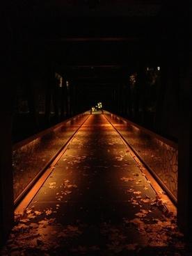 away bridge catwalk