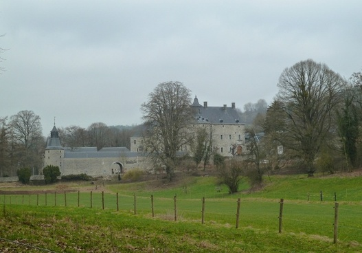 aywaille belgium landscape
