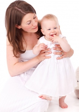 baby caucasian child