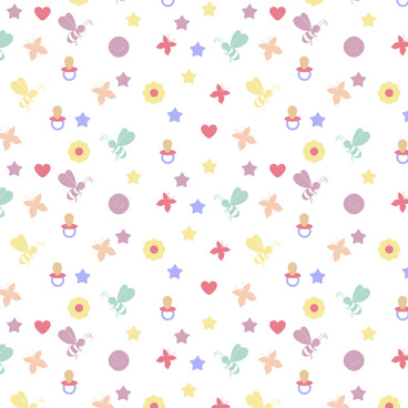 Free Baby Pattern Vector Free Vector Download 4040 Free Vector Fascinating Baby Pattern