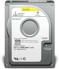 Back Hard disk