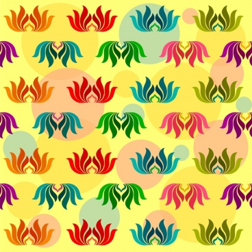 background backdrop colored repeating symmetric decoration
