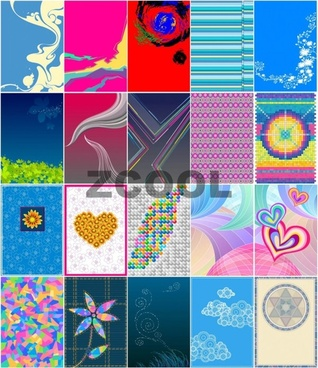 background background series vector 20p