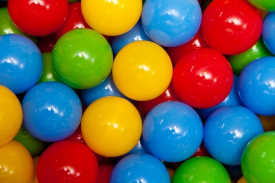 background ball play balls