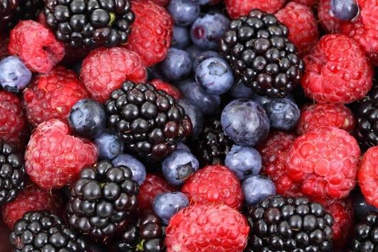 background berries berry