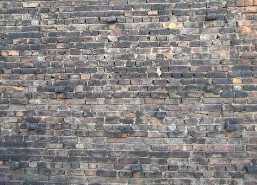 background bricks brown