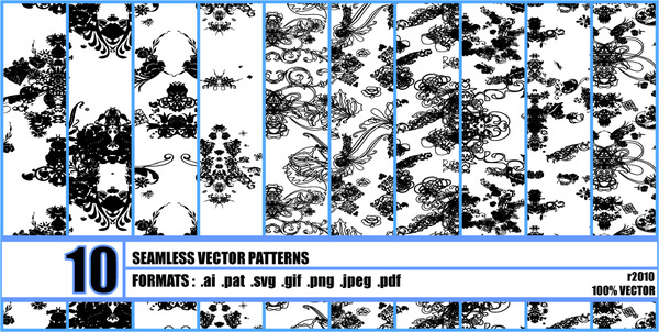 background decorative pattern vector