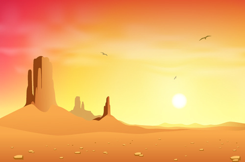 Desert Free Vector Download 149 Free Vector For Commercial Use