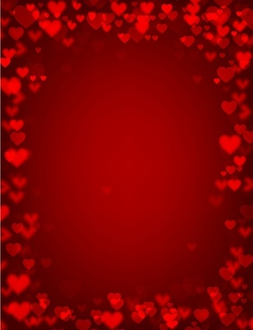 background for valentines