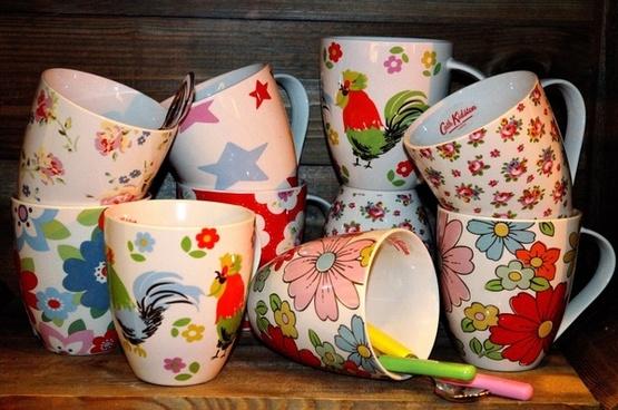 background mugs