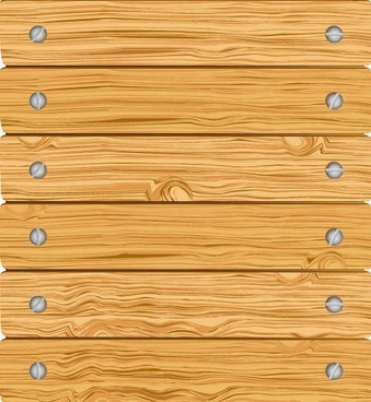 Background vector wood