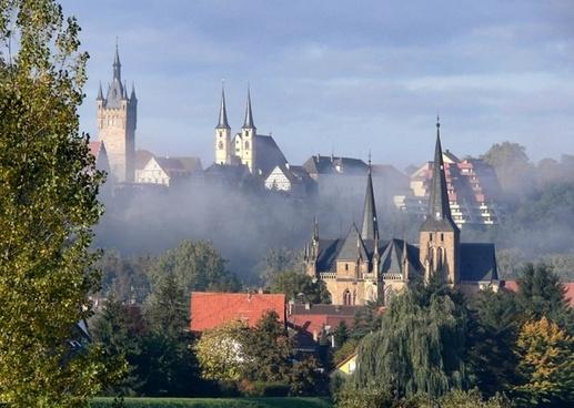 baden-wuerttemburg germany churches