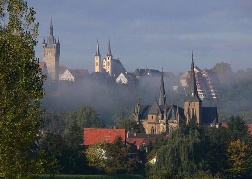 baden-wuettemburg germany city