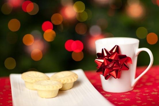 baked beverage christmas