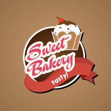 Cake shop vector free download