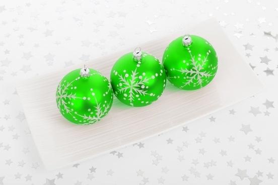 ball bauble christmas