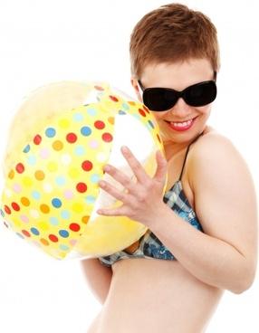 ball beach bikini