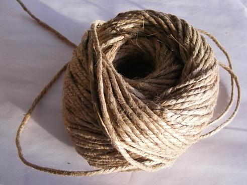 ball cord hemp