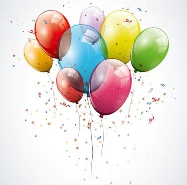 balloon 03 vector