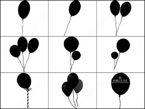 balloon brush