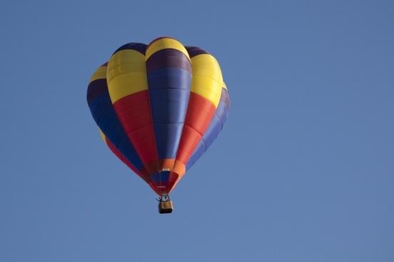 balloon gas-tight envelope gas filled