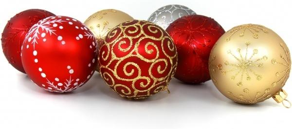 balls baubles celebration