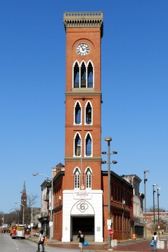baltimore maryland firehouse