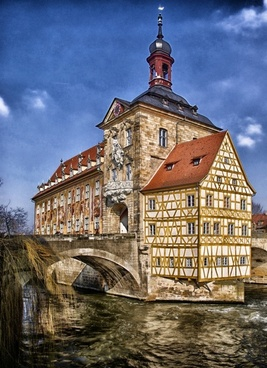 bamberg germany town hall