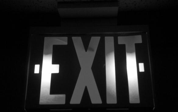 bampw sign exit