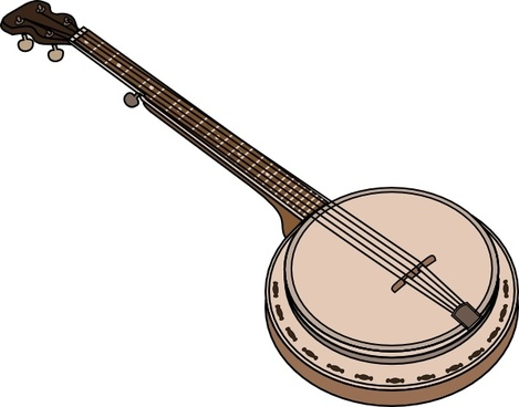 Banjo clip art