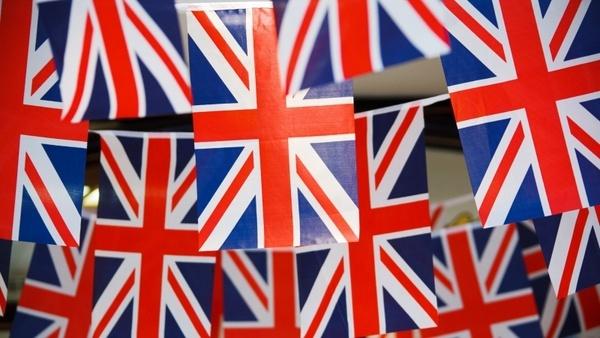 banner great britain british