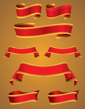 Banners Vector Art