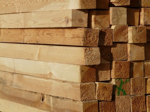 bar cut lumber