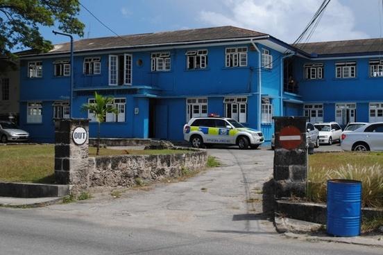 barbados police station