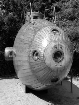 barcelona antique submarine museum