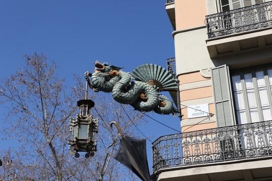 barcelona architecture catalonia