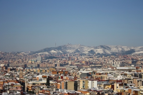 barcelona spain city