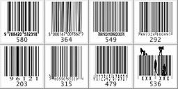 Barcode Brushes