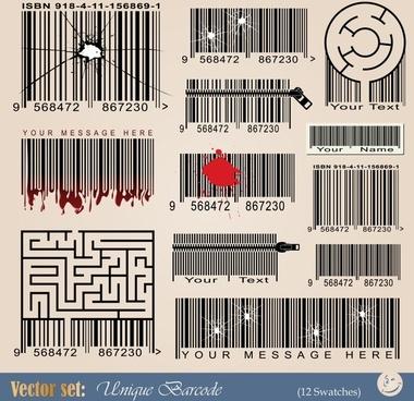 barcode scanning vector