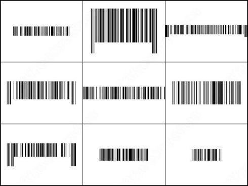 barcodes brush