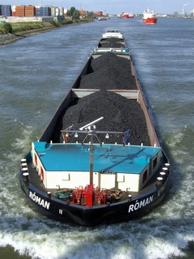 barge ship boat