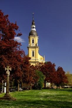 baroque church church baroque