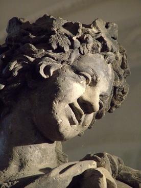 baroque statue stone