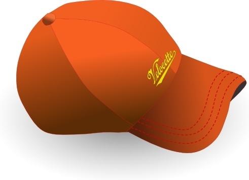 Baseball Cap clip art