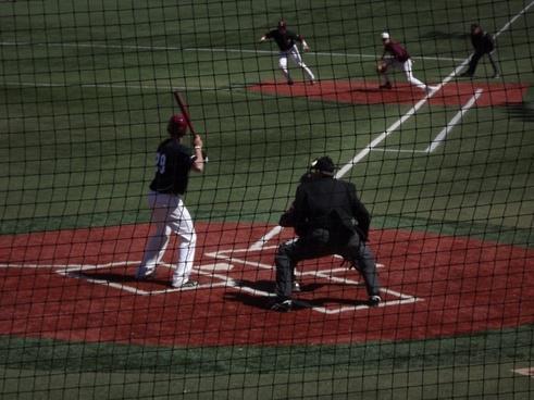 baseball sports field