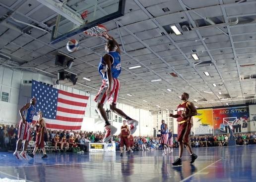 basketball harlem globetrotters famous
