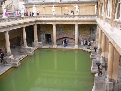bath roman archaeology